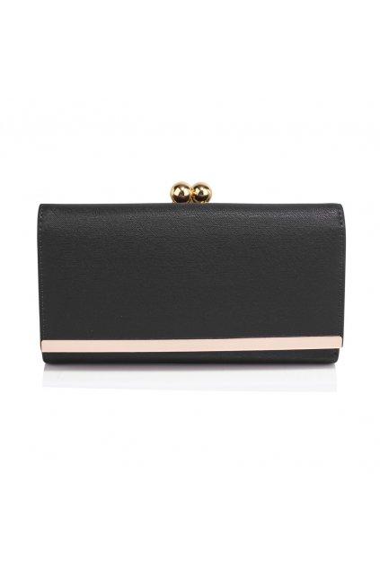 Čierna peňaženka Thea AGP1050A