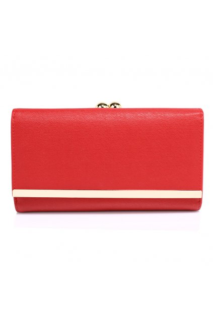Červená peňaženka Thea AGP1050A