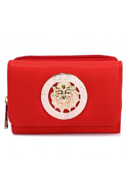 Červená peňaženka Antonia AGP1064A