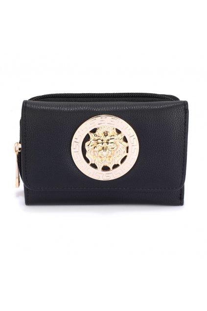 Čierna peňaženka Antonia AGP1064A