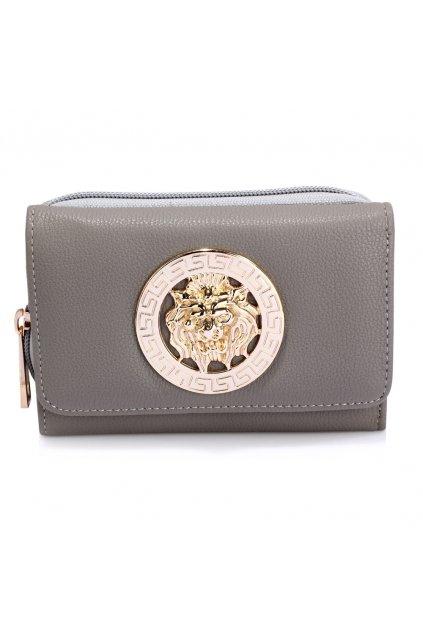 Sivá peňaženka Antonia AGP1064A