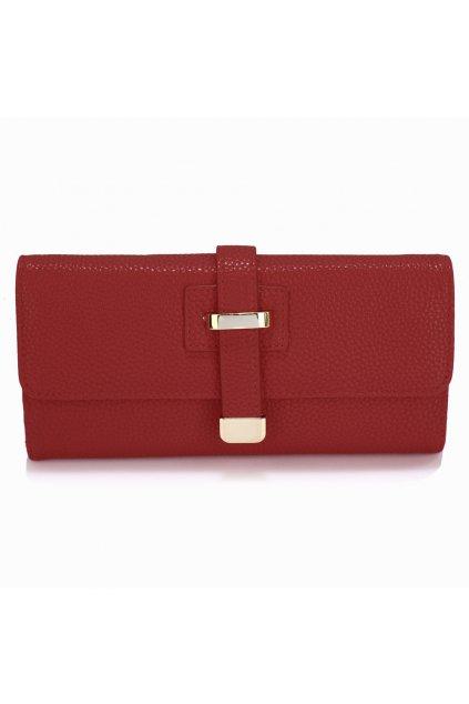 Bordová peňaženka Orrie AGP1057