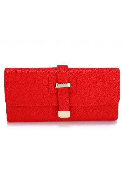 Červená peňaženka Orrie AGP1057