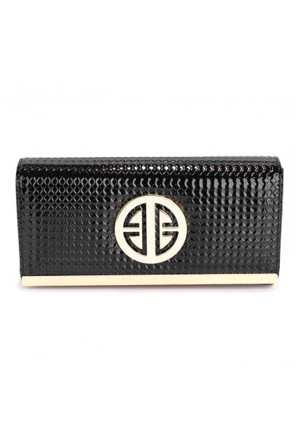 Čierna peňaženka Barbara AGP1058A