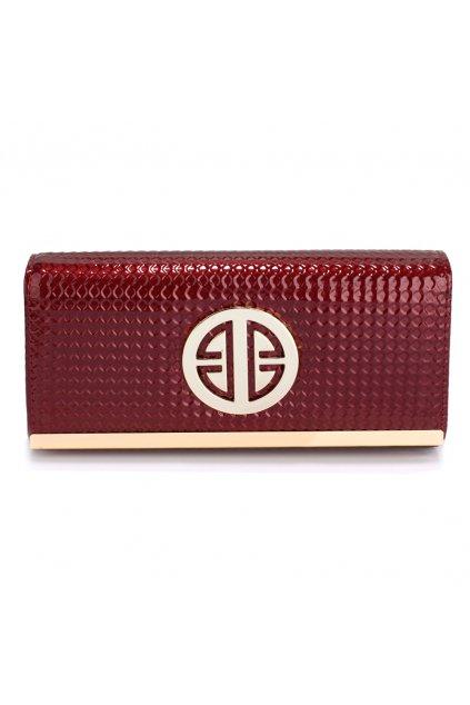 Bordová peňaženka Barbara AGP1058A