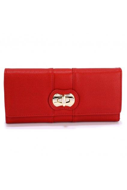 Červená peňaženka Berta LSP1055A
