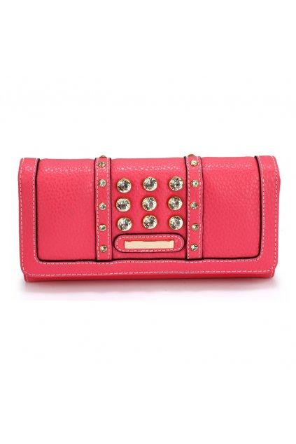 Ružová peňaženka Carmen LSP1041A