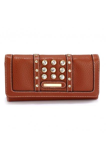 Hnedá peňaženka Carmen LSP1041A