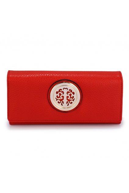 Červená peňaženka Carline LSP1039A