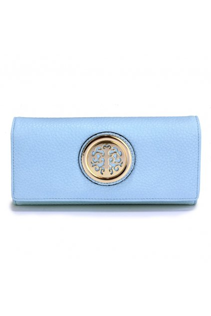 Modrá peňaženka Carline LSP1039A