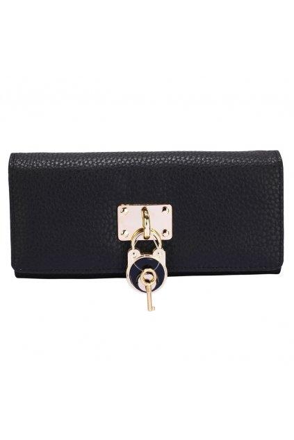 Čierna peňaženka Caddy LSP1054A