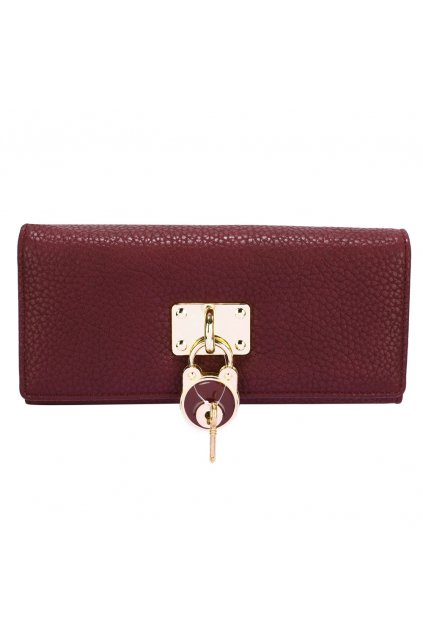 Bordová peňaženka Caddy LSP1054A