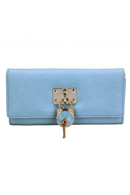 Modrá peňaženka Caddy LSP1054A