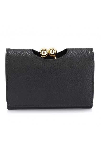 Čierna peňaženka Lessie LSP1065A