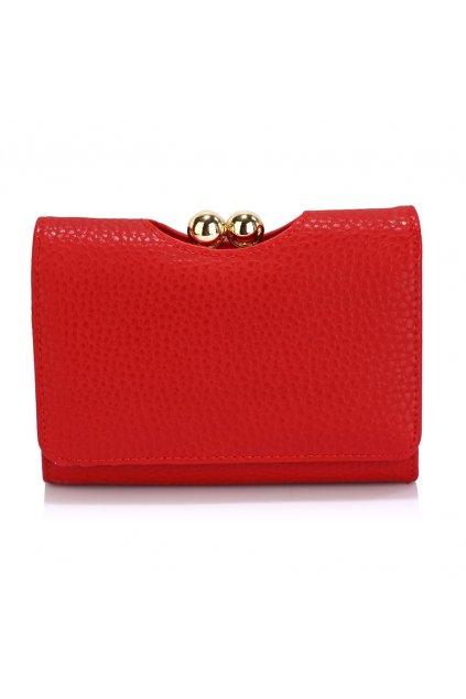 Červená peňaženka Lessie LSP1065A