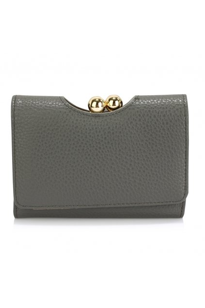 Sivá peňaženka Lessie LSP1065A