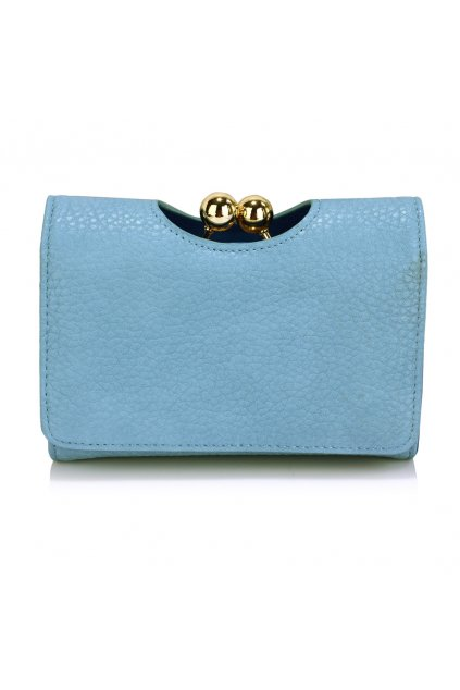 Modrá peňaženka Lessie LSP1065A