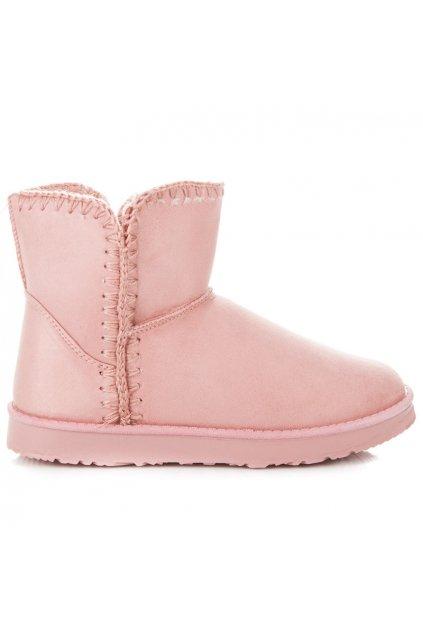 Ružové snehule KYLIE K1760101RO