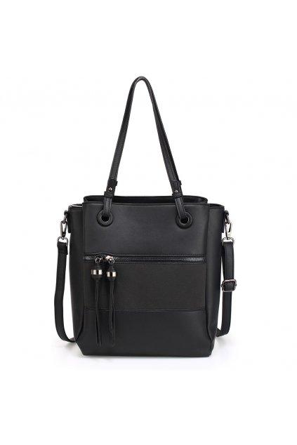 Čierna kabelka na rameno Sophie AG00553