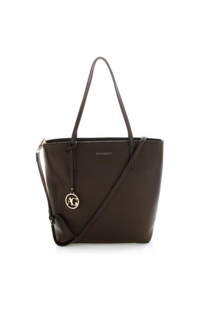Kávová kabelka na rameno Lily AG00564
