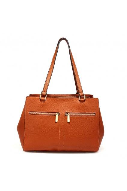 Hnedá kabelka na rameno Amelia AG00526