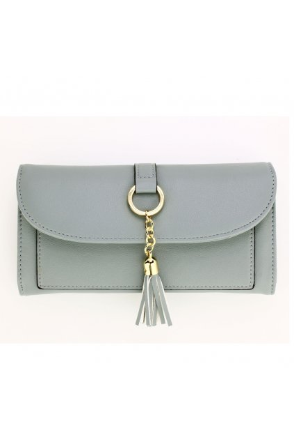 Modrá peňaženka Flap AGP1091