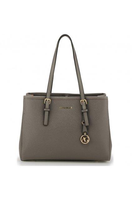Sivá kabelka na rameno Mia AG00571