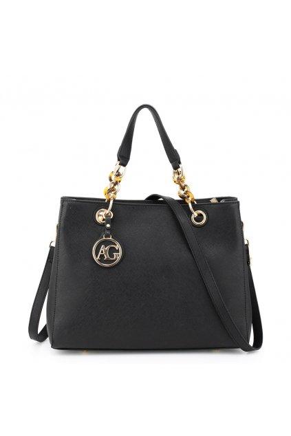 Čierna kabelka do ruky Zoe AG00536A