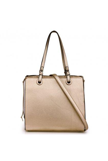 Zlatá kabelka do ruky Taylor AG00558