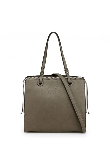 Sivá kabelka do ruky Taylor AG00558