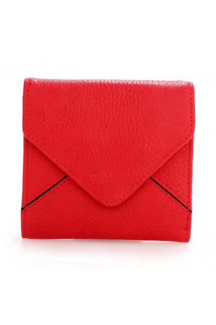 Peňaženka červená Luca AGP1087