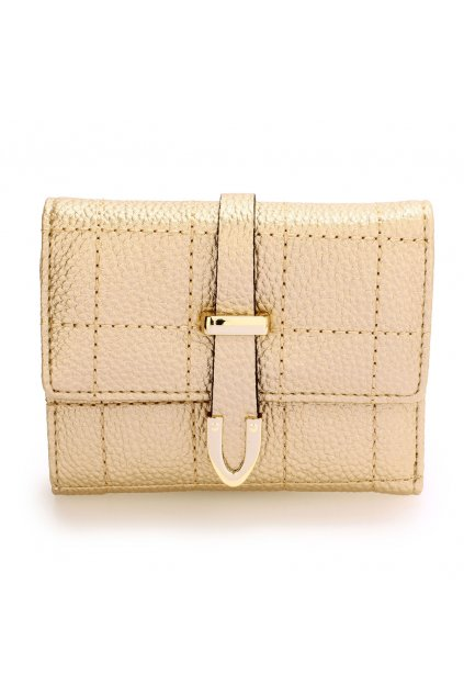 Peňaženka zlatá Alex AGP1085