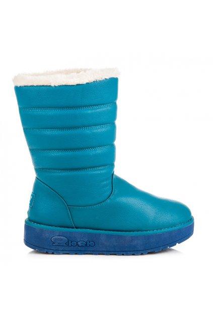 Tmavo modré snehule Torna 858D.BL