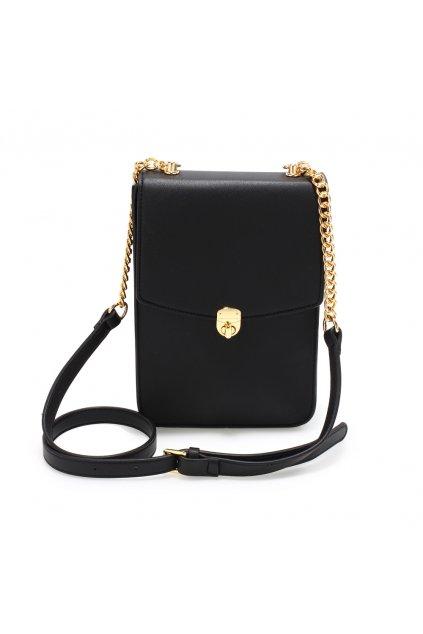 Crossbody kabelka Amber čierna AG00586