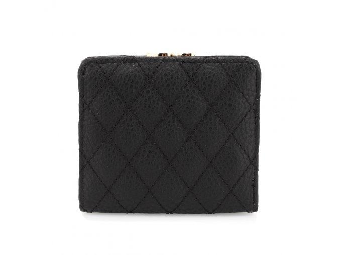 Čierna peňaženka pre ženy Claire AGP1084