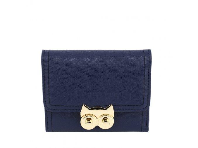 Námornícka modrá peňaženka pre ženy Savanna AGP1090