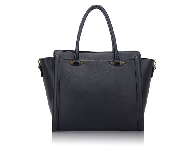 Trendy kabelka do ruky Anastasia čierna AG00516