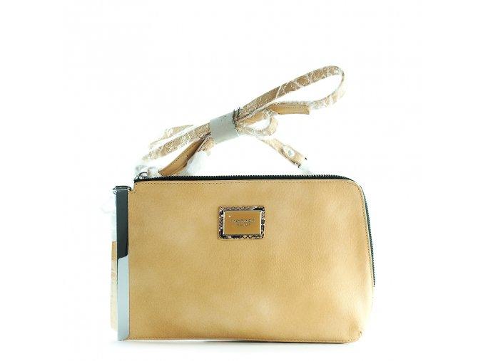 Listová kabelka Monnari béžová 3730 J15