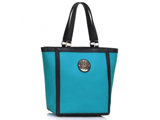Shopper kabelka do ruky Chatty stredomorská