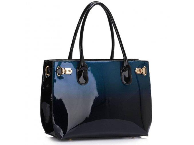 Trendová kabelka do ruky Dorrie námornícka LS00245