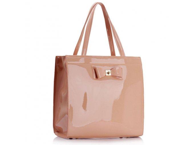 Trendová kabelka do ruky Lisa telová LS00383