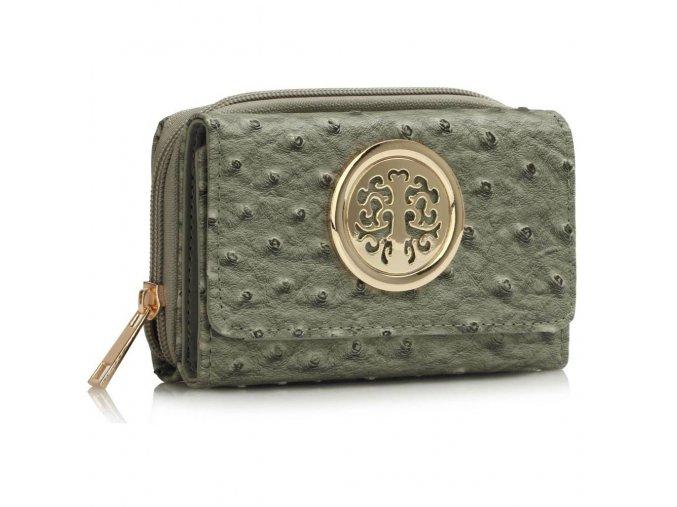 Peňaženka Daina sivá LSP1052