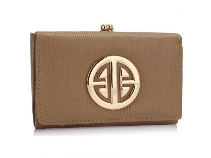 Peňaženka Jocelyn zemitá LSP1063