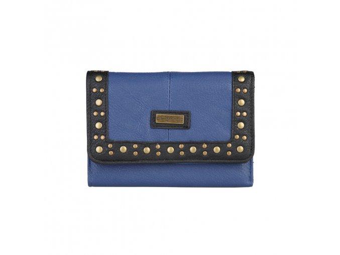 Peňaženka Segue 24105 modrá