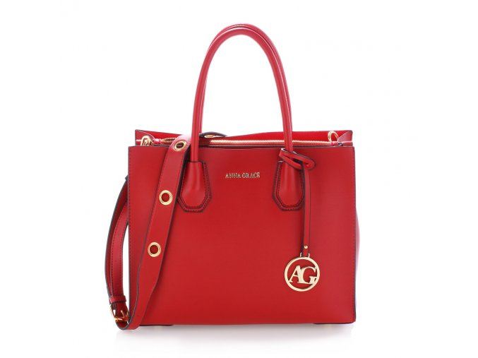 Bordová kabelka do ruky Chloe AG00559