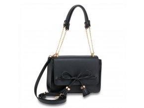 Crossbody kabelka čierna Angeline AG00654