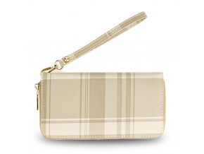 Károvaná telová peňaženka Kaylyn AGP5010