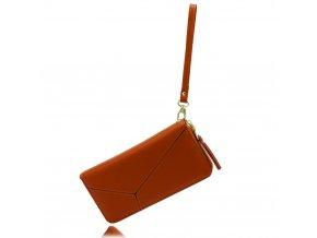 Hnedá peňaženka pre ženy Stacy AGP5011