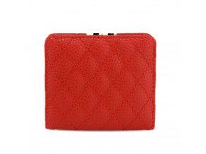 Červená peňaženka pre ženy Claire AGP1084