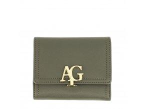 Sivá peňaženka pre ženy Kaylyn AGP1086